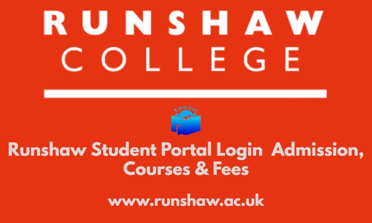Runshaw Student Portal