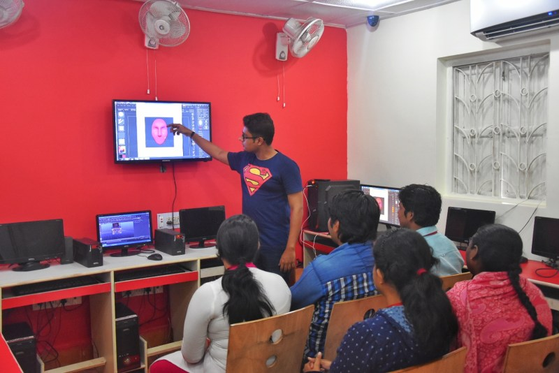 graphic design institute in Kolkata