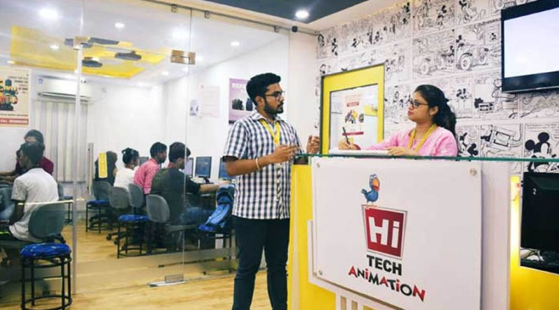 Hi-Tech Animation