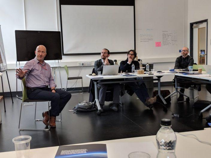 EduHack partners meeting at Coventry University