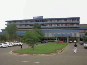 Mofumahadi Manapo Mopeli Regional Hospital