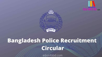 Photo of Central Police Hospital Job Circular