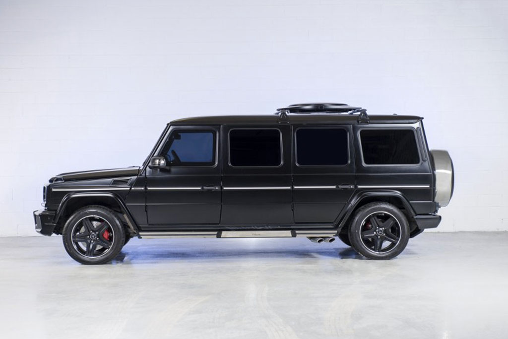 Photos of the n500 million mercedes benz g63 amg limo for 2 5 million mercedes benz
