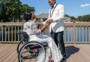 Watch This Touching Video of Bride On A Wheelchair Dancing With Her Husband At Their Wedding