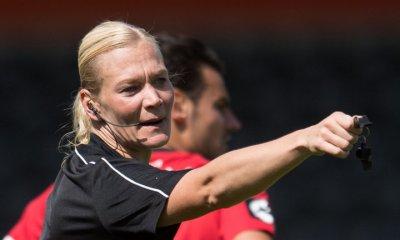 Bibiana Steinhaus first female bundesliga referee