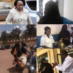 Ugandan Health Minister