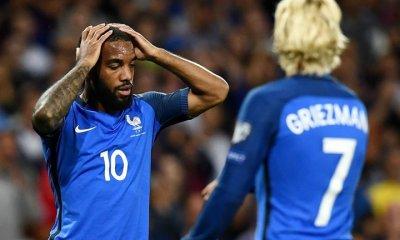 France team mates