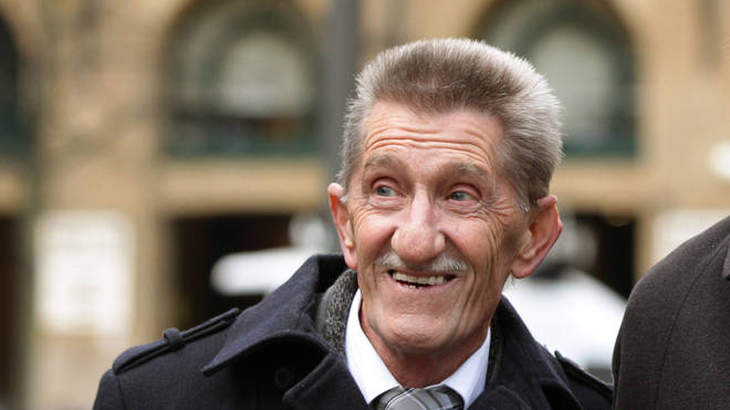 Barry Chuckle Picture: PA