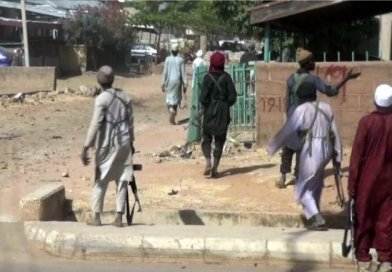BREAKING: Buni Yadi in Yobe under Boko Haram attack