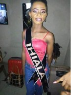 Photo Of Miss Ihiala, Anambra Beauty Contestant Goes Viral