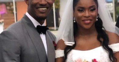 Glamorous Wedding Photos From Wedding Of Nollywood Star, Gideon Okeke and Chidera Uduezue