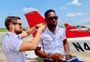 BBNaija Winner, Miracle Becomes Instrument Rated Pilot (Photos)