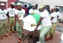 Body of Channels TV reporter, Precious Owolabi, leaves morgue as NYSC DG pays last respect
