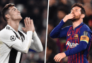 "Ronaldo admits Messi makes him ""a better player"""