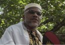 Nnamdi Kanu Blasts Buhari Govt, Customs Boss Over Closure Of Nigeria's Borders