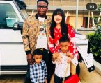 This Igbo Man Got Married To A Chinese Lady, See How His Wife And Children Looks Like (Photos below)