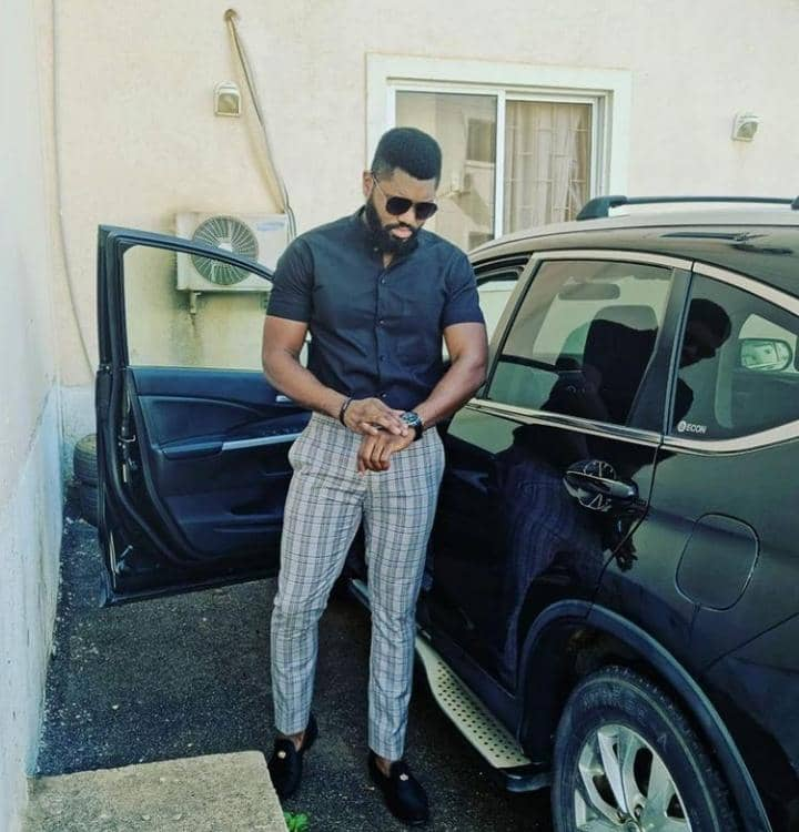 BBNaija: Photos Of Nini and Her Boyfriend Hit The Net, And Viewers Think Saga Doesn't Stand A Chance At All