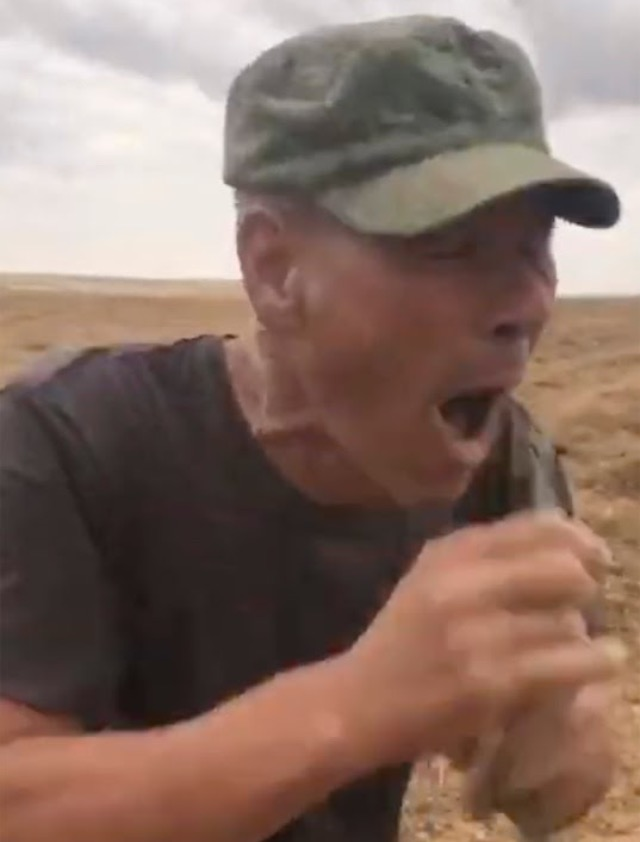 Snake-Swallower Dies After Viper Bites His Tongue And Throat