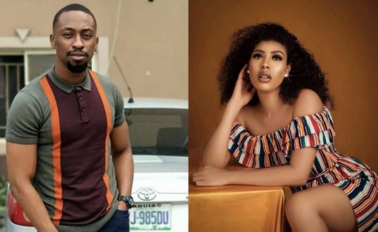 BBNaija: I planned to steal your cloth to sniff it – Saga tells Nini