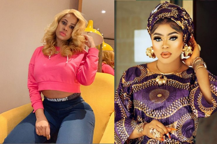 'You Will Always Be A Man With Fake Bum Pad' – Singer, Daffy Blanco Exposes Bobrisky