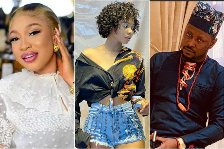 'How Can A Man Lie So Effortlessly' – Tonto Dikeh's Ex-Lover Prince Kpokpogri Dragged As Video Of Him And Jane Mena Surface Online (WATCH)
