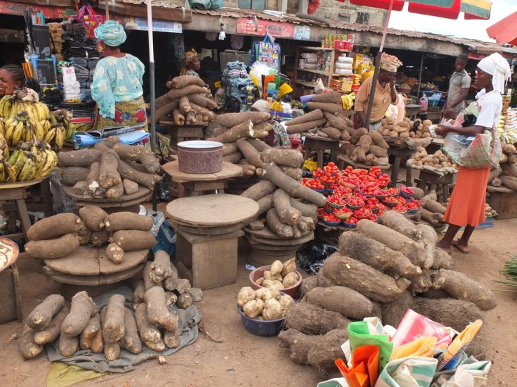 'Our salaries can't feed us anymore' – Nigerians workers lament high cost of food items, others