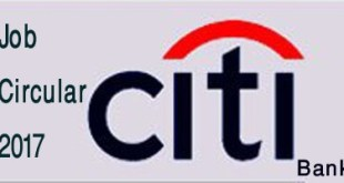 citibank limited job opportunity