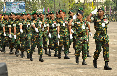 Bangladesh Army Sainik Job Circular-81 BMA Course Batch