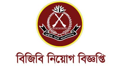 BGB job circular 93 batch exam Date 2018