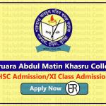 Paruara Abdul Matin Khasru College