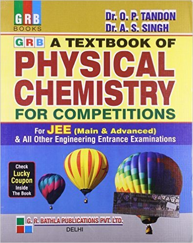 Physical Chemistry For Iit Jee Pdf