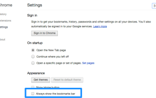 Stop searching and use bookmarks and bookmark folders