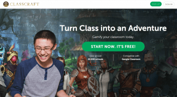 Gamification with Classcraft