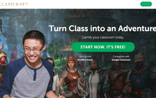 ⓔ Gamification with Classcraft