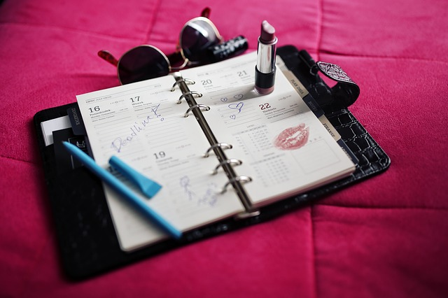 Scheduling personal development time in your calendar