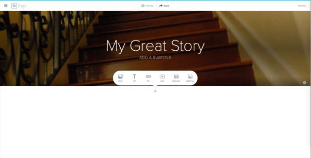 CreateMyStory