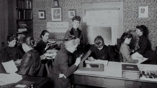 """How Harvard's female """"computers"""" made great strides in astonomy"""
