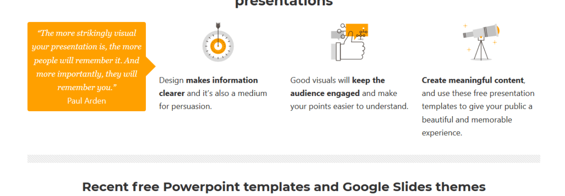 Free Google Slides and PowerPoint templates from Slides Carnival
