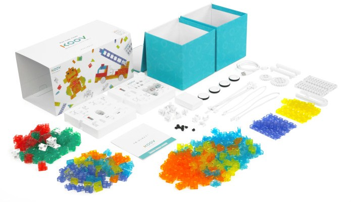 {Coding} Sony's 300 building block coding kit