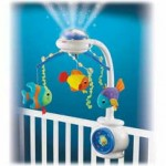 movil sonoro 150x150 Juegos y juguetes para bebés de 0 3 meses