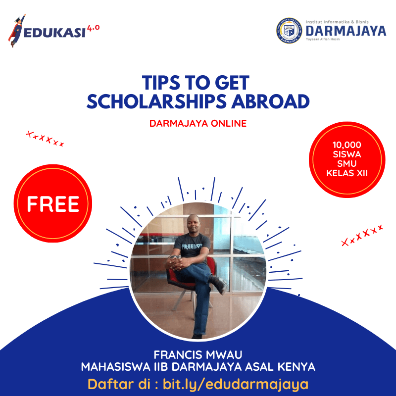 Tips To Get Scholarship Abroad (2)