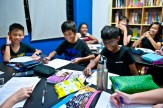 PSLE Students doing MOE Maths Primary 6 tuition in Tampines eduKate Singapore Tutorial SEAB