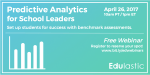 Assessment Webinars Predictive Analytics