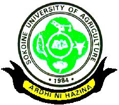 Sokoine University of Agriculture SUA Prospectus