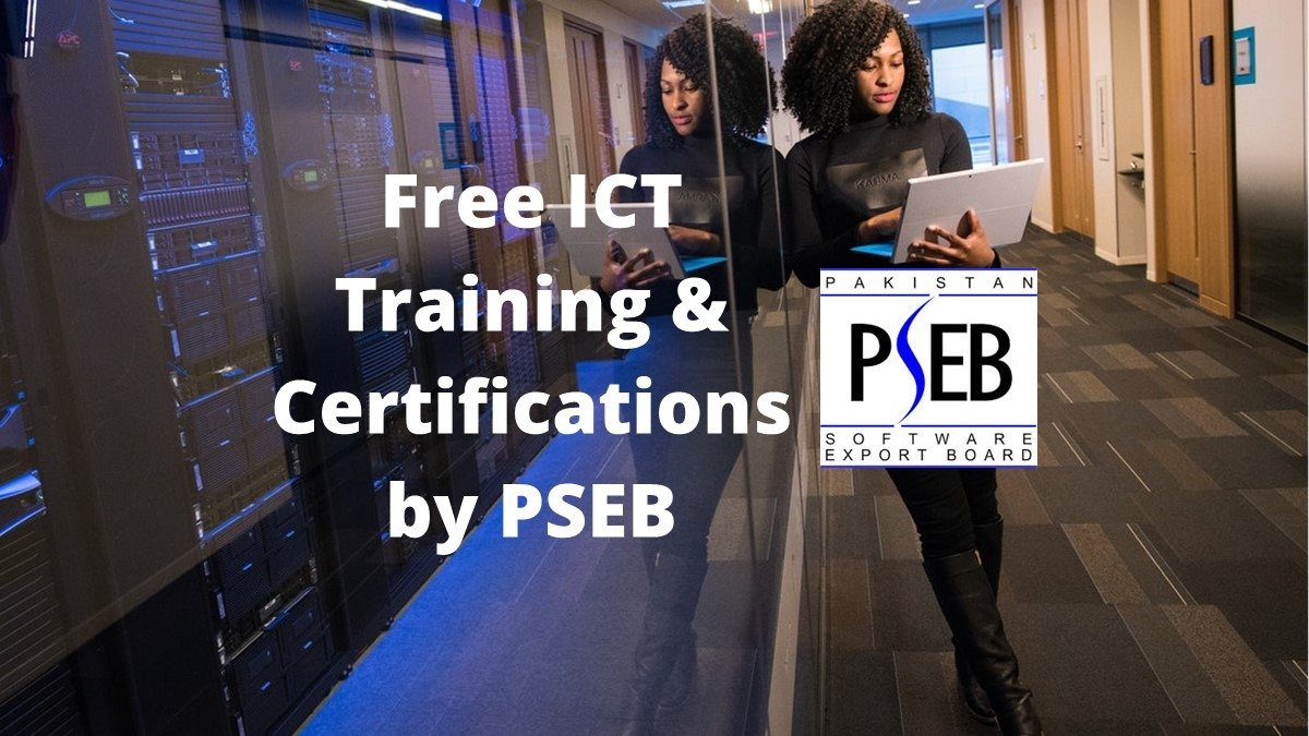 27+ Free online IT Trainings & Certifications by Pakistan Software Export Board