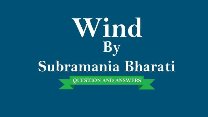 Class-9 Ch-2 1 WIND- Extra Questions and Notes |