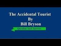 Class-9 Chapter-9 The Accidental Tourist- Extra Questions and Notes |