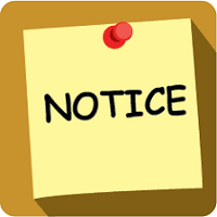 Image result for notice