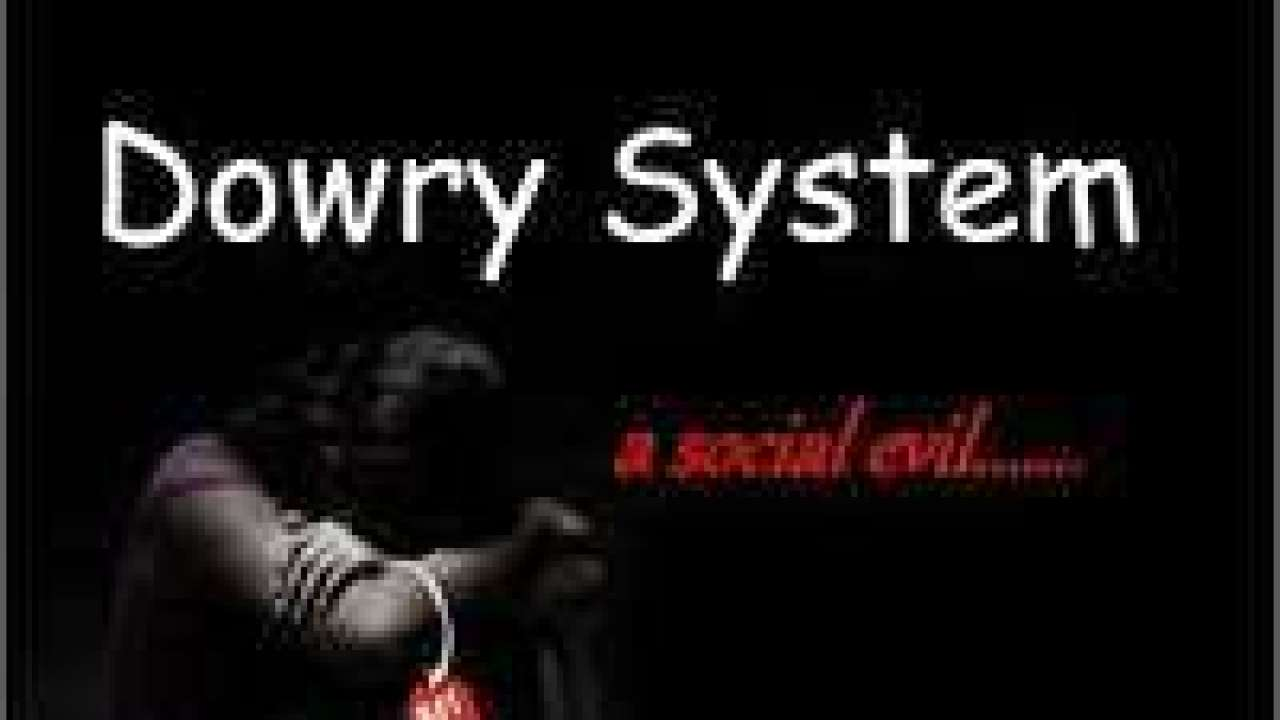 9  Letter to the Editor Regarding : Evil of Dowry System |