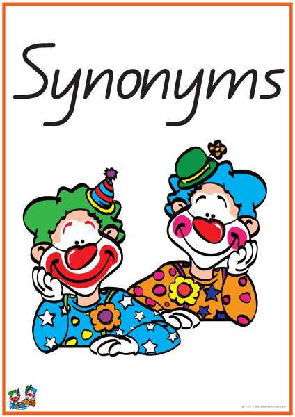 Synonyms Words Meaning Exercise Number- 12 |